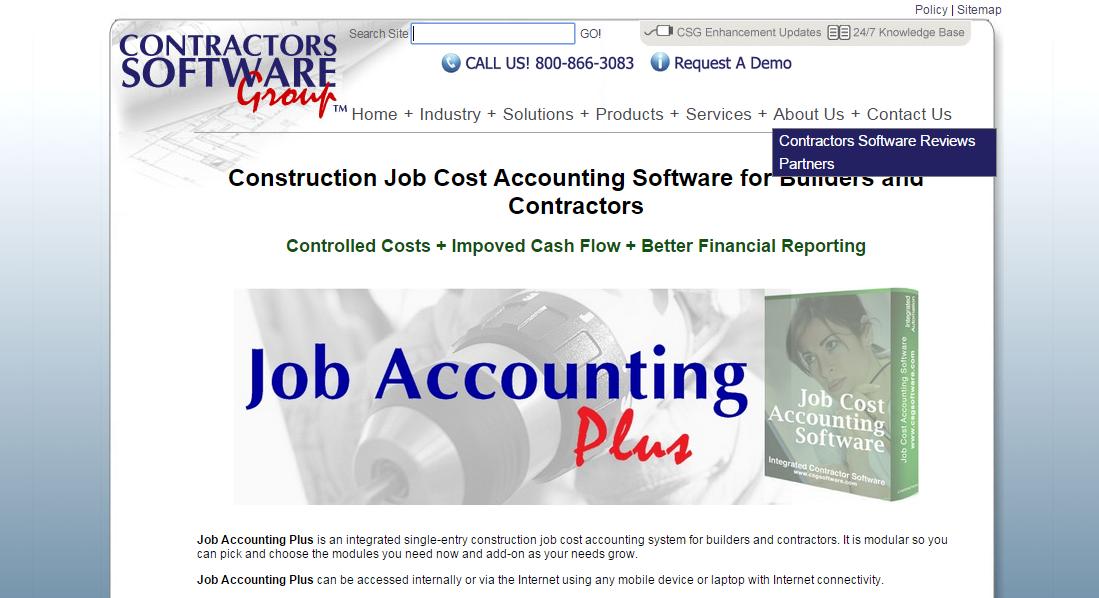 job accounting plus