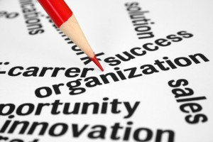 Carrer and success, organization