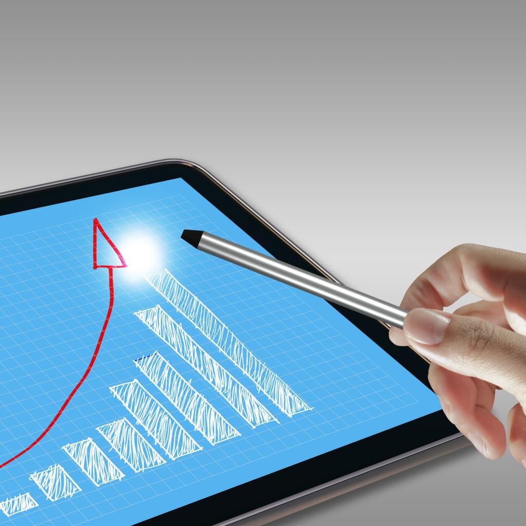 graph profit sales
